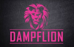 Dampflion - Pink Lion