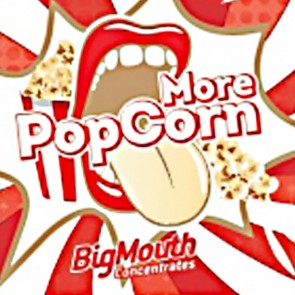 Big Mouth - More Popcorn (10ml)