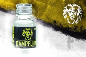 Dampflion - Yellow Lion